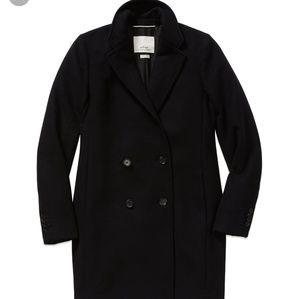 Aritzia Wilfred MAISON wool coat